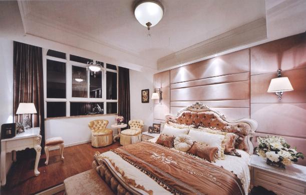 别墅软装设计效果图