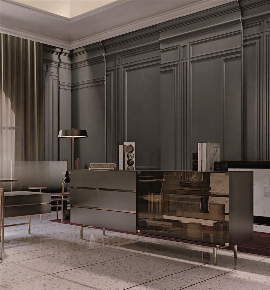 CLAN书房家具