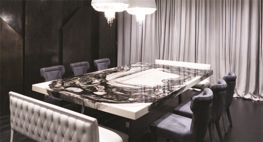 Rugiano餐厅家具