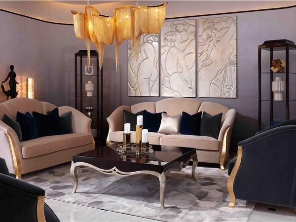 南京软装设计园林格局突显当代内敛奢华与传统文化的质感
