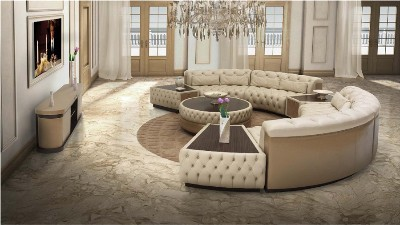 凯撒至尊GLORY CASA客厅家具(六)
