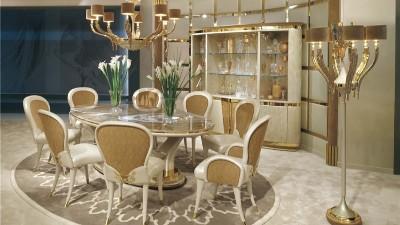 凯撒至尊GLORY CASA餐厅家具(一)