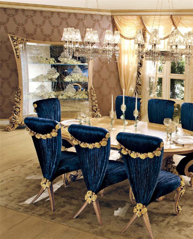 凯撒至尊GLORY CASA餐厅家具
