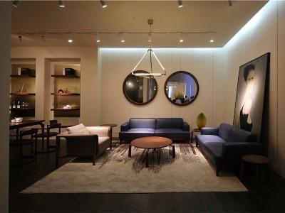 新中式风格客厅家具(六)