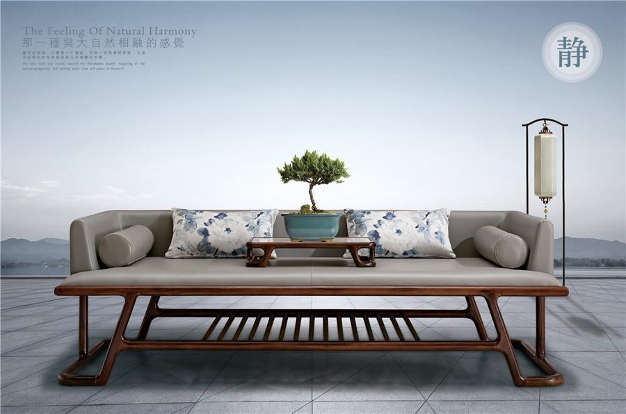 新中式风格客厅家具