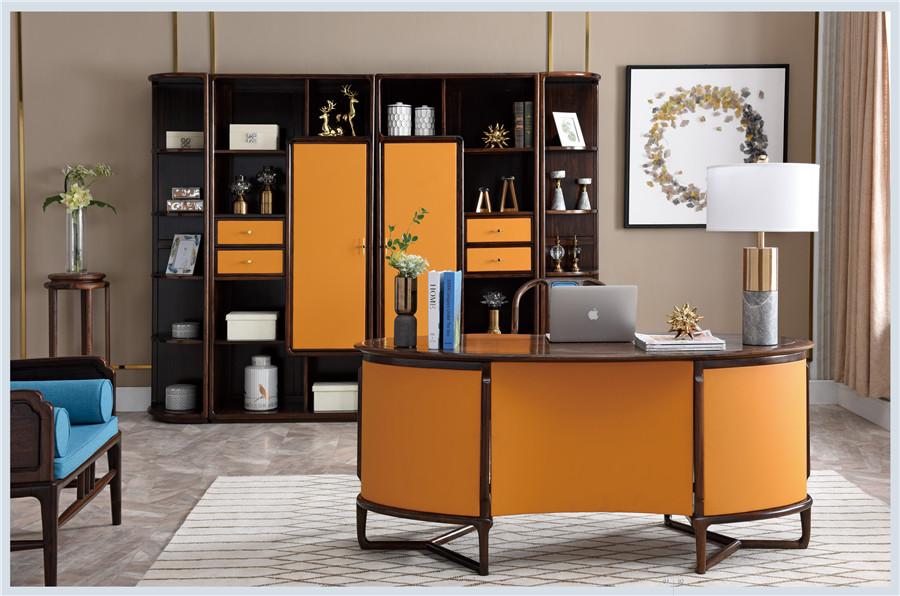 新中式风格书房家具