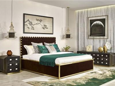 新中式风格卧室家具(二)