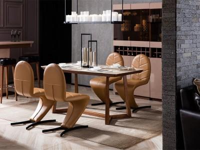 现代简约风格餐厅家具(三)