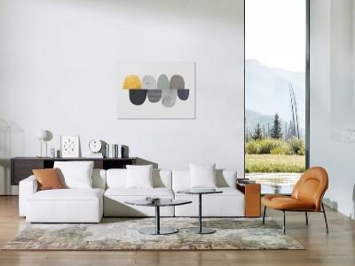北欧风格客厅家具(五)