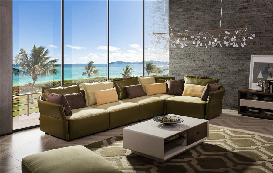 现代简约风格客厅家具