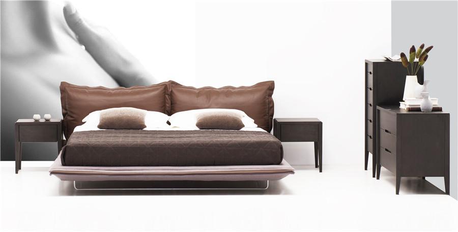 现代轻奢风格卧室家具