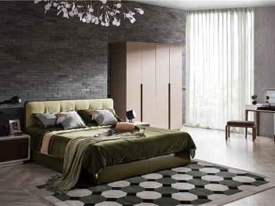现代简约风格卧室家具(二)