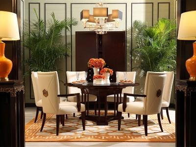 新中式风格餐厅家具(二)