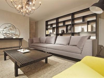 新中式风格客厅家具(一)