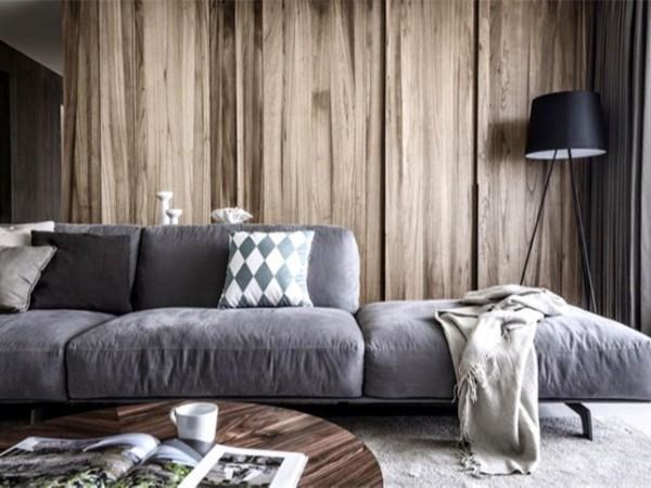 现实生活中别墅软装窗帘的设计技巧