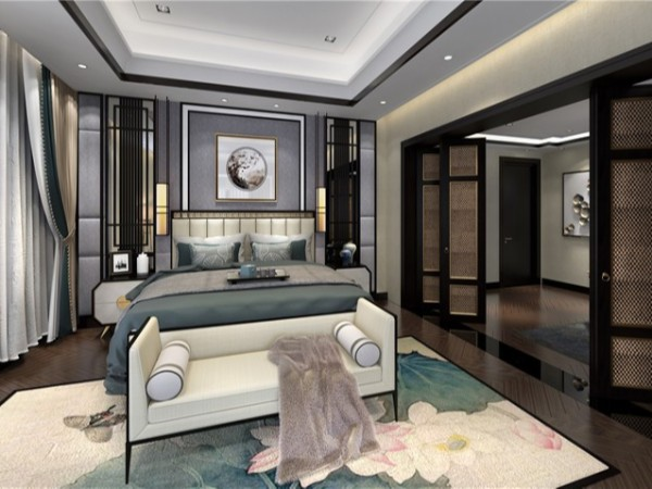 软装大师设计永恒经典别墅印象,上流生活优越之源