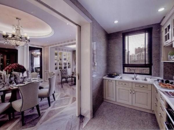 时尚简欧风情结缘现代简约风格软装共筑优雅简洁之欧式公寓