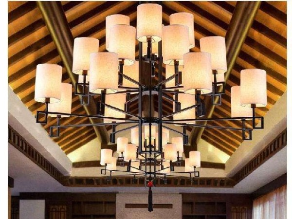 新中式酒店设计鉴赏一