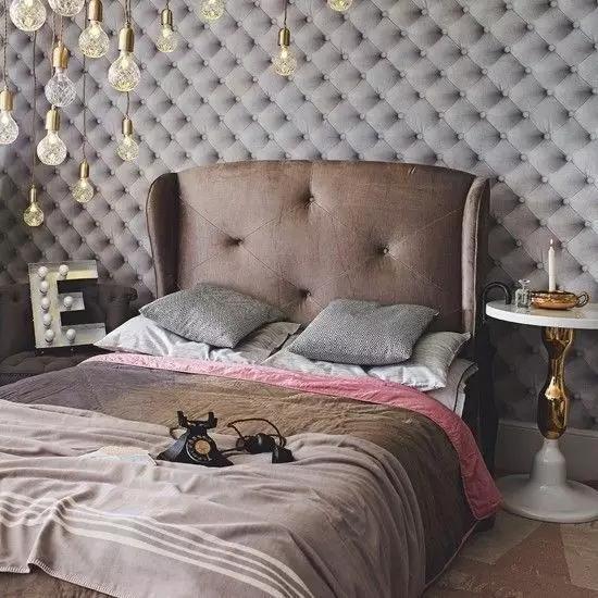 卧室软装效果图