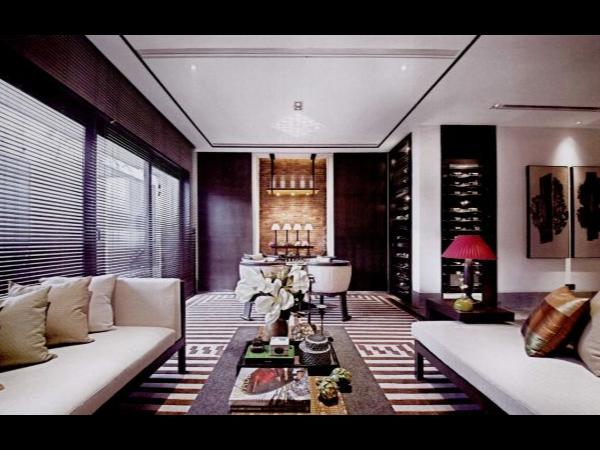 软装设计别墅的靓丽视觉体验效果