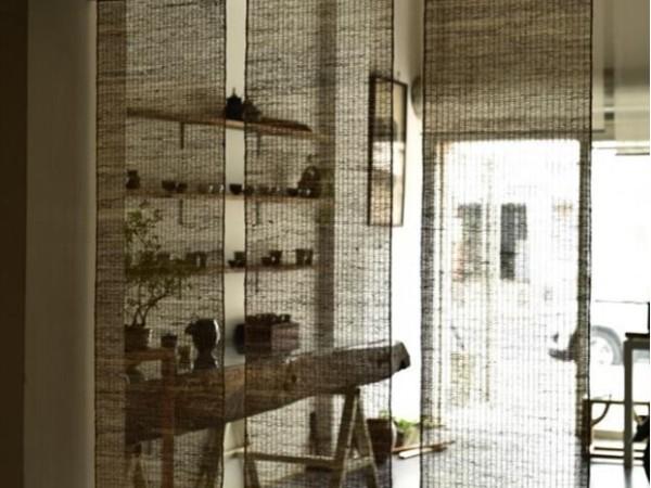 新中式风格的室内设计软装报价搭配夏布展示室内家居新概念