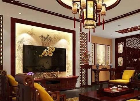 新中式装修风格设计