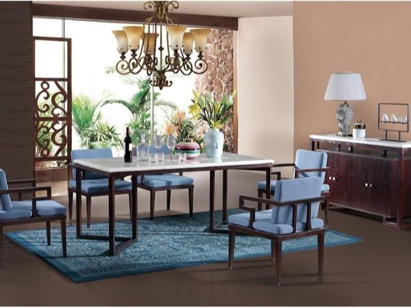 美式古典风格在豪宅软装运用突显整体尊贵及空间的壮阔气势